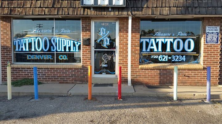 Pleasure and Pain Tattoo and Supplies in Denver - The Tattoo Forum ...