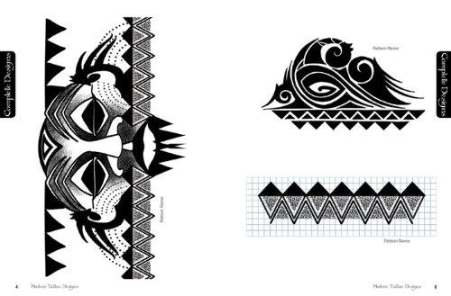Modern Tribal Tattoo D...
