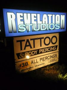 Revelation Studios / Tattoo & Body Piercings
