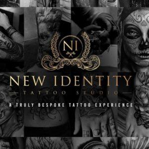 Новый стиль татуировки Студия