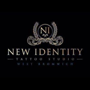 New-Идентичность Tattoo-Studio Вест Бром