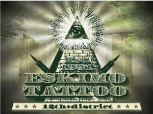 Eskimo Tattoo Shop-The 12th District-