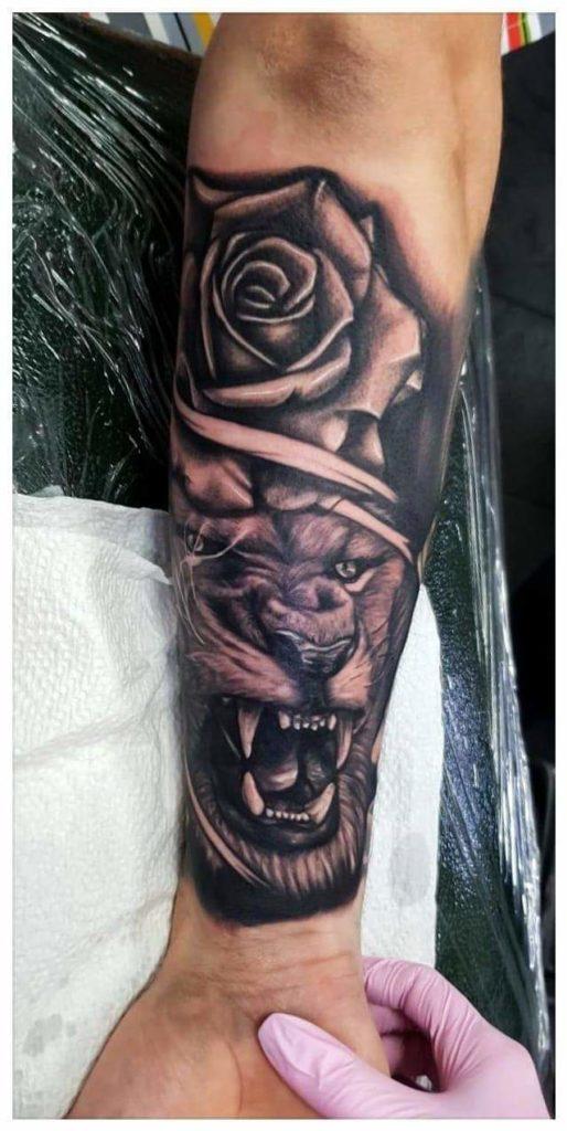 Jodie McConnell Tattoo