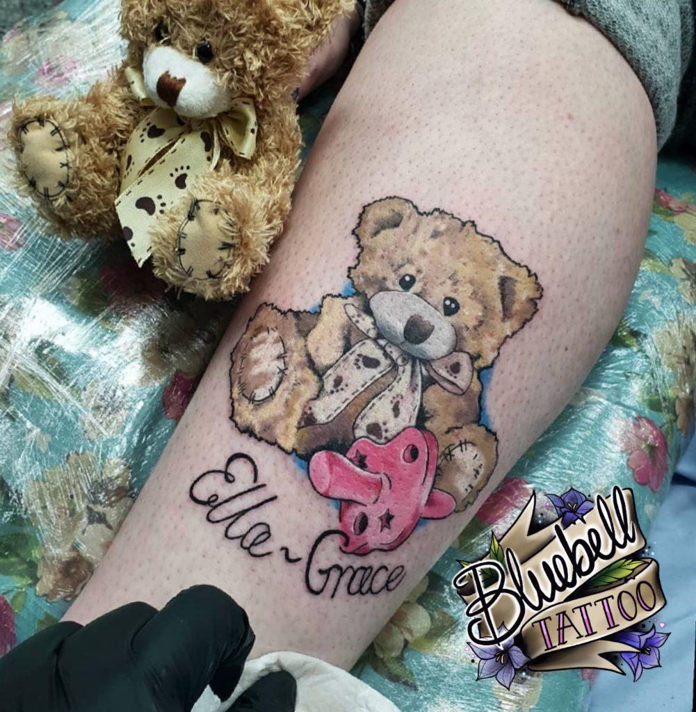 Work by Jen from Bluebell Tatt