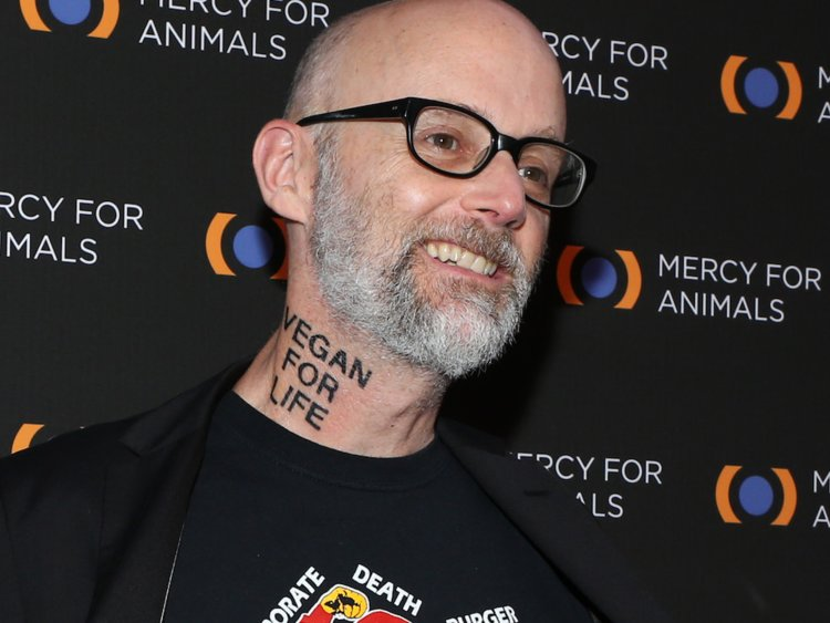 Tattoo News: Vegan for Life Tattoo on Moby