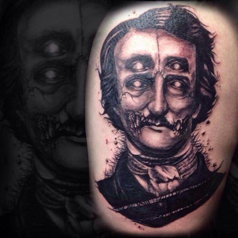 Jay Kenny tattoo artist