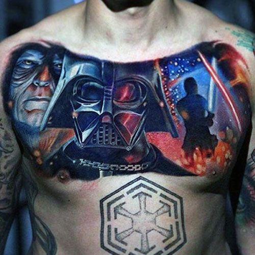Starwars Fandom Tattoos