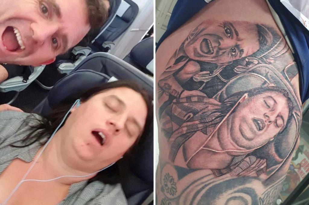 Tattoo Nachrichten Tattoo-Streich
