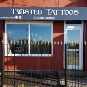 Profile picture of Twisted Tattoos