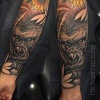 full sleeve tattoo miami beach
