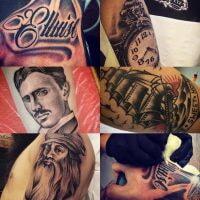 My Tattoos