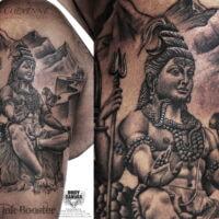 Potrait Tattoo