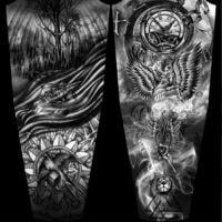 Custom Tattoo Design Gallery – TattooGo